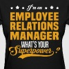 Employee Relations Manager - Women's T-Shirt