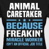 Animal Caretaker - Women's T-Shirt