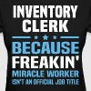 Inventory Clerk - Women's T-Shirt