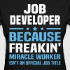 Job Developer - Women's T-Shirt
