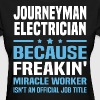 Journeyman Electrician - Women's T-Shirt