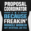 Proposal Coordinator - Women's T-Shirt