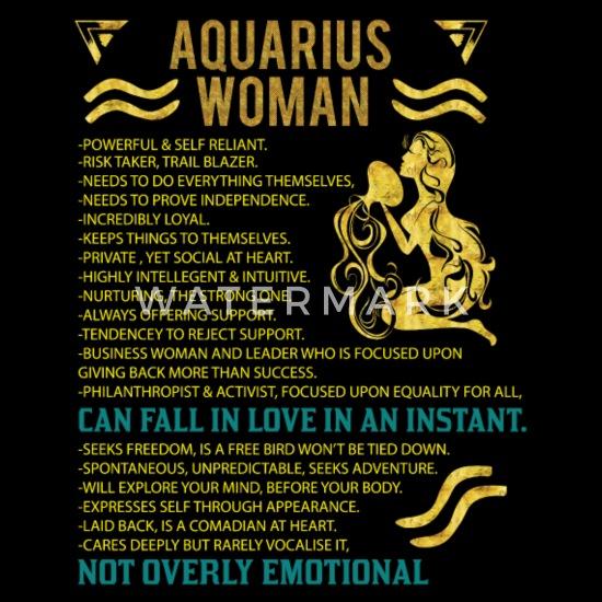 Aquarius Woman Women's T-Shirt | Spreadshirt