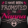 I Have Been Promoted To Nanna Tshirt - Women's T-Shirt
