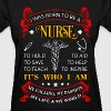 Nurse - It's who I am, my calling, my passion - Women's T-Shirt