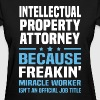 Intellectual Property Attorney - Women's T-Shirt