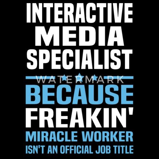 Interactive media specialist