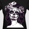 mexican skull - Women's T-Shirt