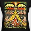 marsden_hartley_indian_fantacy_blk - Women's T-Shirt