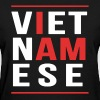 I AM VIETNAMESE (red with bands) - Women's T-Shirt