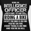 Intelligence Officer - Women's T-Shirt