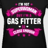 Gas Fitter - Women's T-Shirt