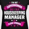 Housekeeping Manager - Women's T-Shirt