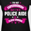 Police Aide - Women's T-Shirt