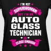 Auto Glass Technician - Women's T-Shirt