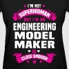 Engineering Model Maker - Women's T-Shirt