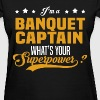 Banquet Captain - Women's T-Shirt