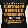 Customer Service Representative - Women's T-Shirt