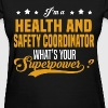 Health and Safety Coordinator - Women's T-Shirt
