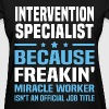 Intervention Specialist - Women's T-Shirt