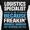 Logistics Specialist - Women's T-Shirt
