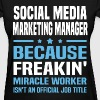 Social Media Marketing Manager - Women's T-Shirt