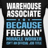 Warehouse Associate - Women's T-Shirt