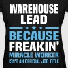 Warehouse Lead - Women's T-Shirt