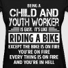 Child and Youth Worker - Women's T-Shirt