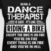 Dance Therapist - Women's T-Shirt
