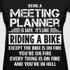 Meeting Planner - Women's T-Shirt