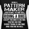 Pattern Maker - Women's T-Shirt