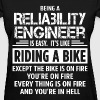 Reliability Engineer - Women's T-Shirt