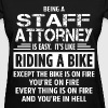Staff Attorney - Women's T-Shirt