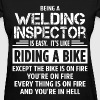 Welding Inspector - Women's T-Shirt