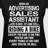 Advertising Sales Assistant - Women's T-Shirt
