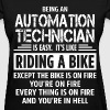 Automation Technician - Women's T-Shirt