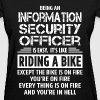 Information Security Officer - Women's T-Shirt