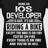 IOS Developer - Women's T-Shirt