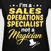 Sales Operations Specialist - Women's T-Shirt