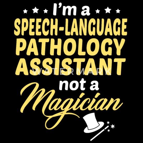 Speech-Language Pathology Assistant Women's T-Shirt