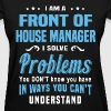Front of House Manager - Women's T-Shirt