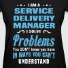 Service Delivery Manager - Women's T-Shirt