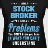 Stock Broker - Women's T-Shirt