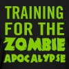 Training for the zombie apocalypse - Women's T-Shirt