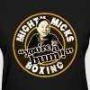 Mighty Micks Boxing Gym. - Women's T-Shirt