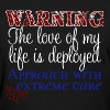 Warning Approach With Extreme Care! - Women's T-Shirt