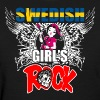 Swedish Girls Rock - Women's T-Shirt