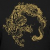 Japan traditional dragon - Women's T-Shirt