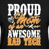 X-Ray Tech - Proud Mom Of An Awesome - Women's T-Shirt